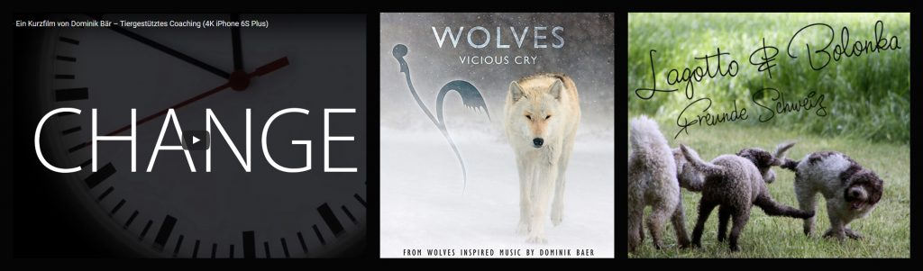 Change, Wolves & Dogs